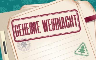 """Predigtreihe: """"Geheime Weihnacht"""""""