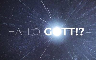 """Predigtreihe: """"Hallo Gott"""""""