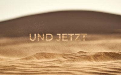 """Predigtreihe: """"Und Jetzt"""""""